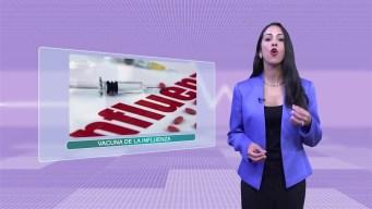 Los beneficios de la vacuna de la influenza