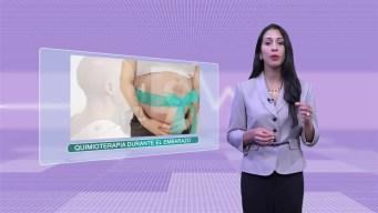 Quimioterapia durante el embarazo