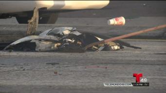 Un muerto y un herido tras brutal accidente en Tampa