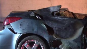 Una persona murió tras accidente en la autopista 15