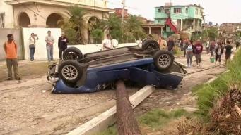 Unión Europea entregará ayuda a damnificados por tornado en Cuba