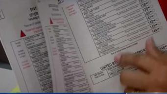 Falla técnica deja 119,000 votantes fuera de las elecciones