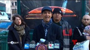 Plan para arreglar el sistema de transporte público de NY