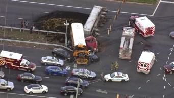 Identifican víctima de choque que involucró bus en PG