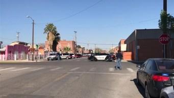 Tiroteo en el centro de El Paso deja un herido