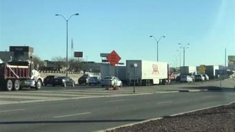 Reportan accidente en la I-10