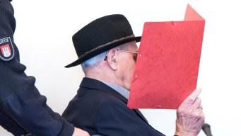 Vinculan a exguarda nazi con más de 5,000 muertes