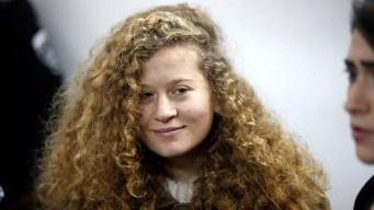 """Detención de """"peligrosa"""" joven activista desata críticas"""