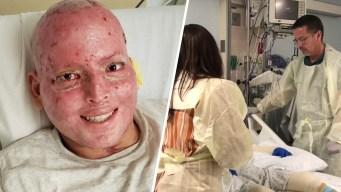 """Alexis desde el hospital: """"Tengo una actitud positiva"""""""
