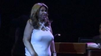 Muere la legendaria cantante Aretha Franklin