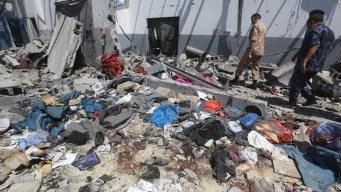 Bombardeo en centro de migrantes: hay más muertos