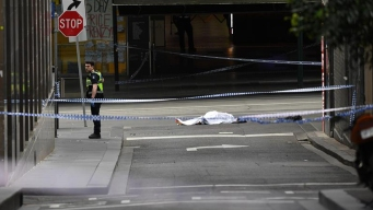 Ataque terrorista a cuchillazos deja un muerto