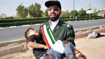 Irán culpa a EEUU por sangriento ataque durante desfile