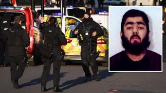 Ataque en Londres: sospechoso era terrorista convicto