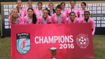 Atlanta: Resultados Alianza Femenil 2016