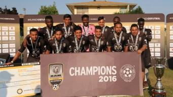 Atlanta: Resultados RAM® Copa Alianza 2016