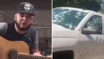 Asesinan con más de 100 balazos a cantante de corridos