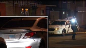 Desgarrador: bebé recibe tres balazos dentro de auto