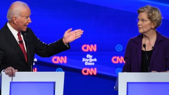Demócratas atacan a Trump y le apuntan a Warren