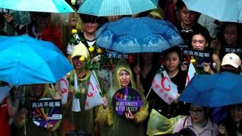 El primer país asiático que legaliza las bodas gay