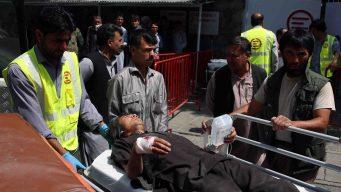 Brutal bombazo talibán deja 14 muertos y 145 heridos