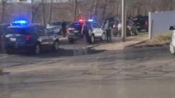 Hombre saca arma durante incidente de rabia en I-93