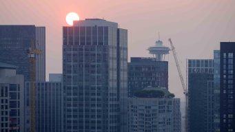 Baja a nivel insalubre calidad del aire en partes de EEUU