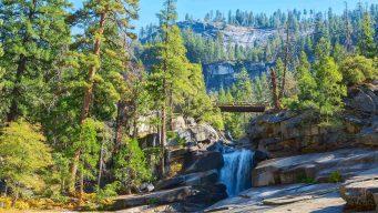 Visitante muere en parque Yosemite durante cierre parcial