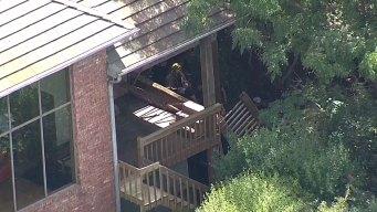En Texas: múltiples heridos tras colapso de balcón