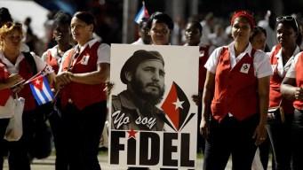 Restos de Fidel Castro reposan en su final morada