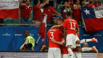 En un partido deslucido, Chile le gana 2-1 a Ecuador