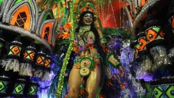 Por qué fue polémico este año el Carnaval de Río