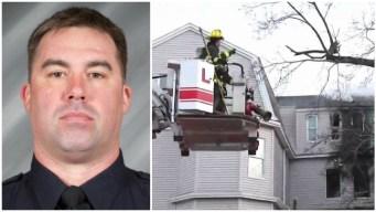 Acusan hombre por muerte de bombero en Worcester