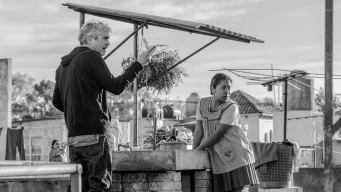 """""""Roma"""" entre las favoritas para los Globos de Oro"""