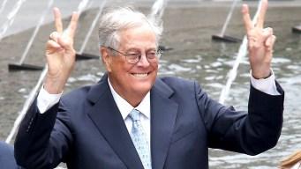 Muere David Koch, poderoso multimillonario conservador