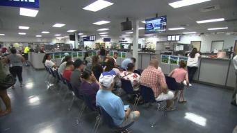 Gobernador de California trabaja para modernizar el DMV