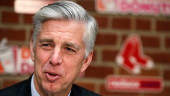 Los Red Sox despiden a presidente de operaciones