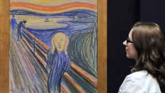 """""""El Grito"""" de Munch podría no estár gritando como todos pensaban"""