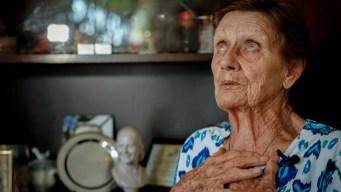 Habla la enfermera que consoló a Evita cuando moría