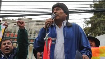 Demandan a imprenta por llamar dictador a Evo Morales
