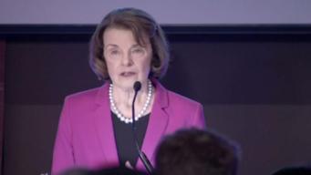 Diane Feinstein reelecta como senadora de California