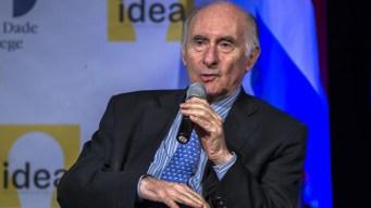 Muere Fernando de la Rúa, expresidente de Argentina