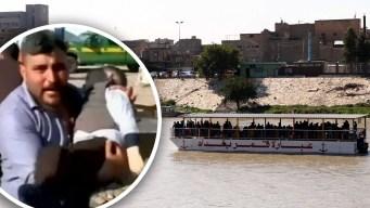 Tragedia durante fiesta: casi 100 mueren ahogados