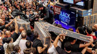 La locura del Black Friday invade Europa y Latinoamérica