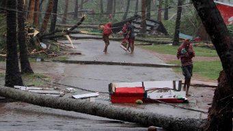 Poderoso ciclón Fani deja estela de muerte y devastación