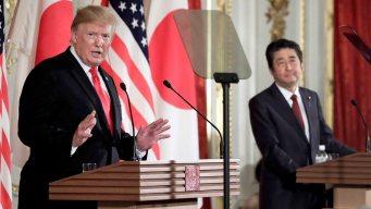 Trump insiste en que no le preocupan los misiles de Kim