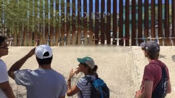 Estudiantes de SF narran experiencia en la frontera con México