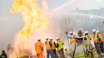 Explosión provoca evacuaciones en San Francisco