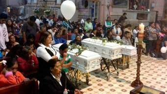 Tres niños mueren durante un tiroteo policial