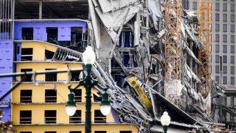 Colapso del Hard Rock: identifican a víctimas mortales